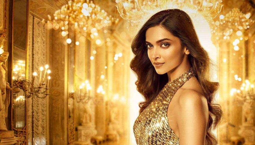 Deepika Padukone for Jaquar Lighting