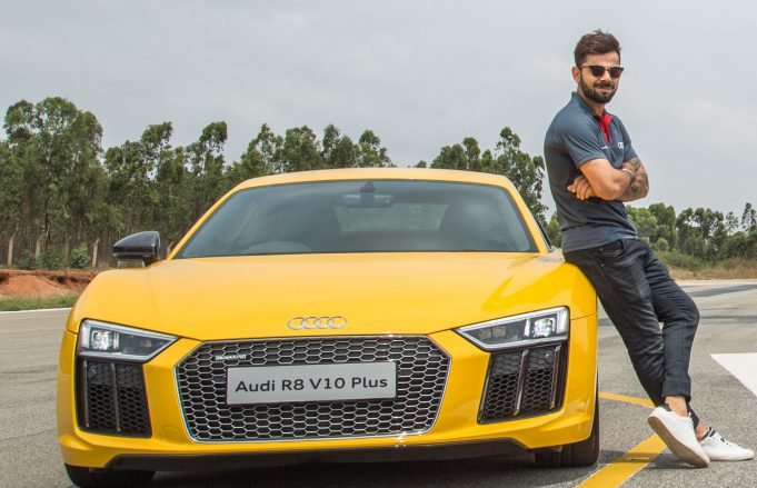 Virat Kohli for Audi