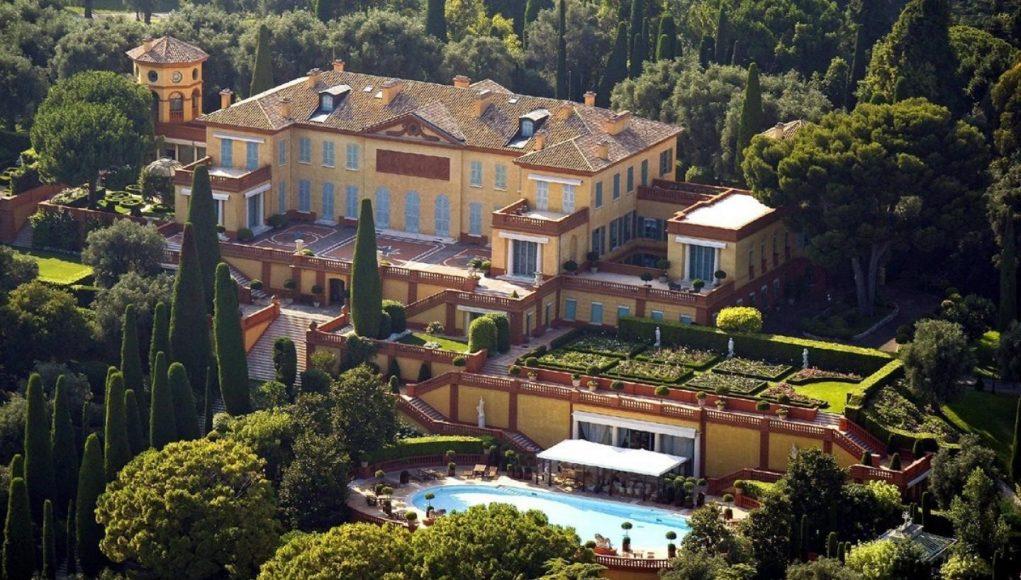 Villa La Leopolda, Villefranche-sur-Mer, France