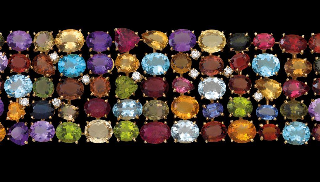 Bvlgari's Allegra bracelet
