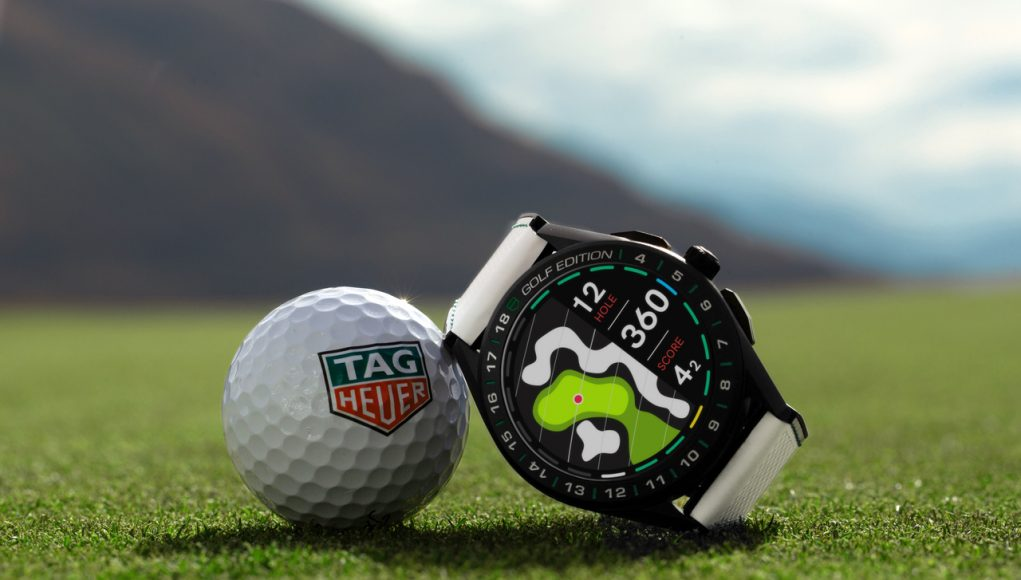 luxury smartwatch from TAG Heuer