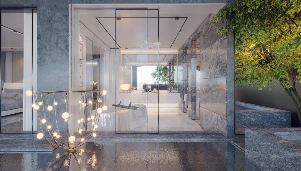 luxurious bathrooms interior decor