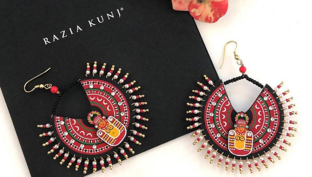 Razia Kunj jewellery