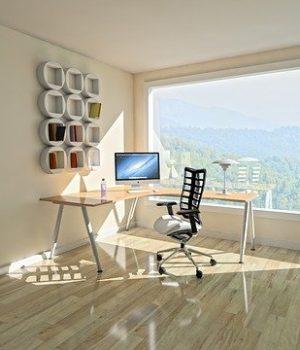 Home office - Areka Socha, Pixabay