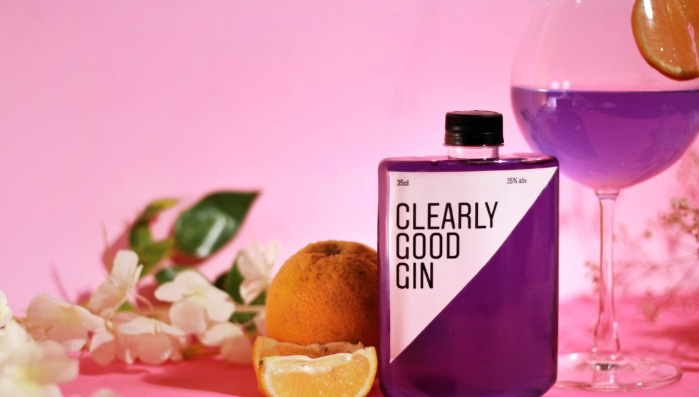 Clearly Good Gin - Indian craft gin