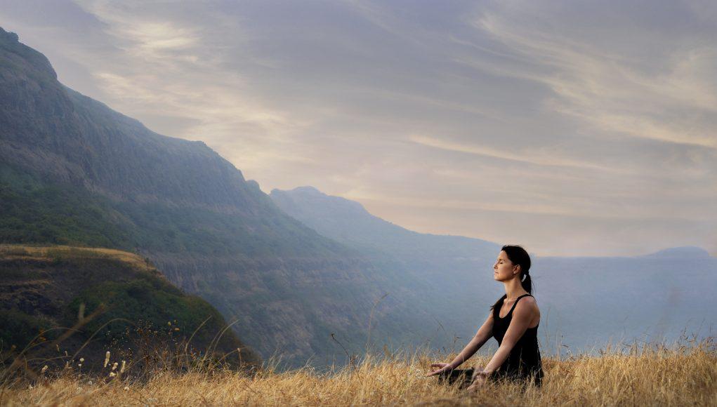 Yoga at Dharna Shillim