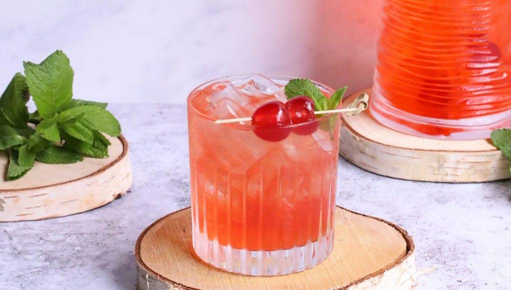 World gin day cocktail