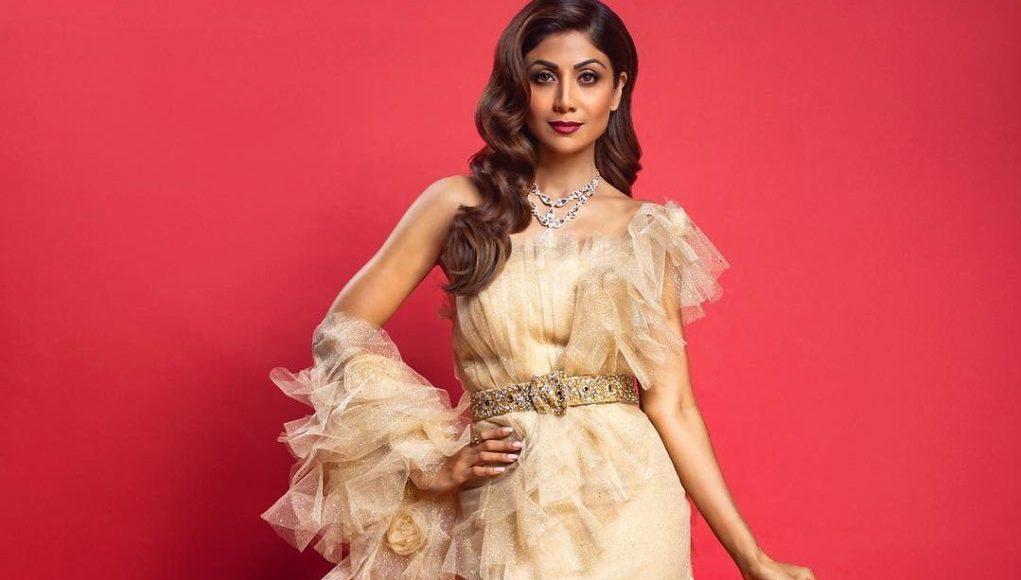 Hungama 2 actress Shilpa Shetty in Sonaakshi Raaj-