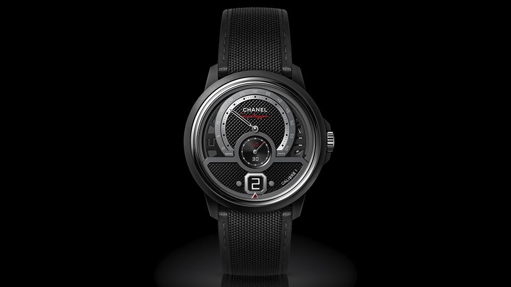 Chanel Monsieur Superleggera Watch