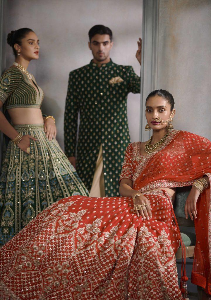 Anita Dongre Bridal Couture 2021 -17