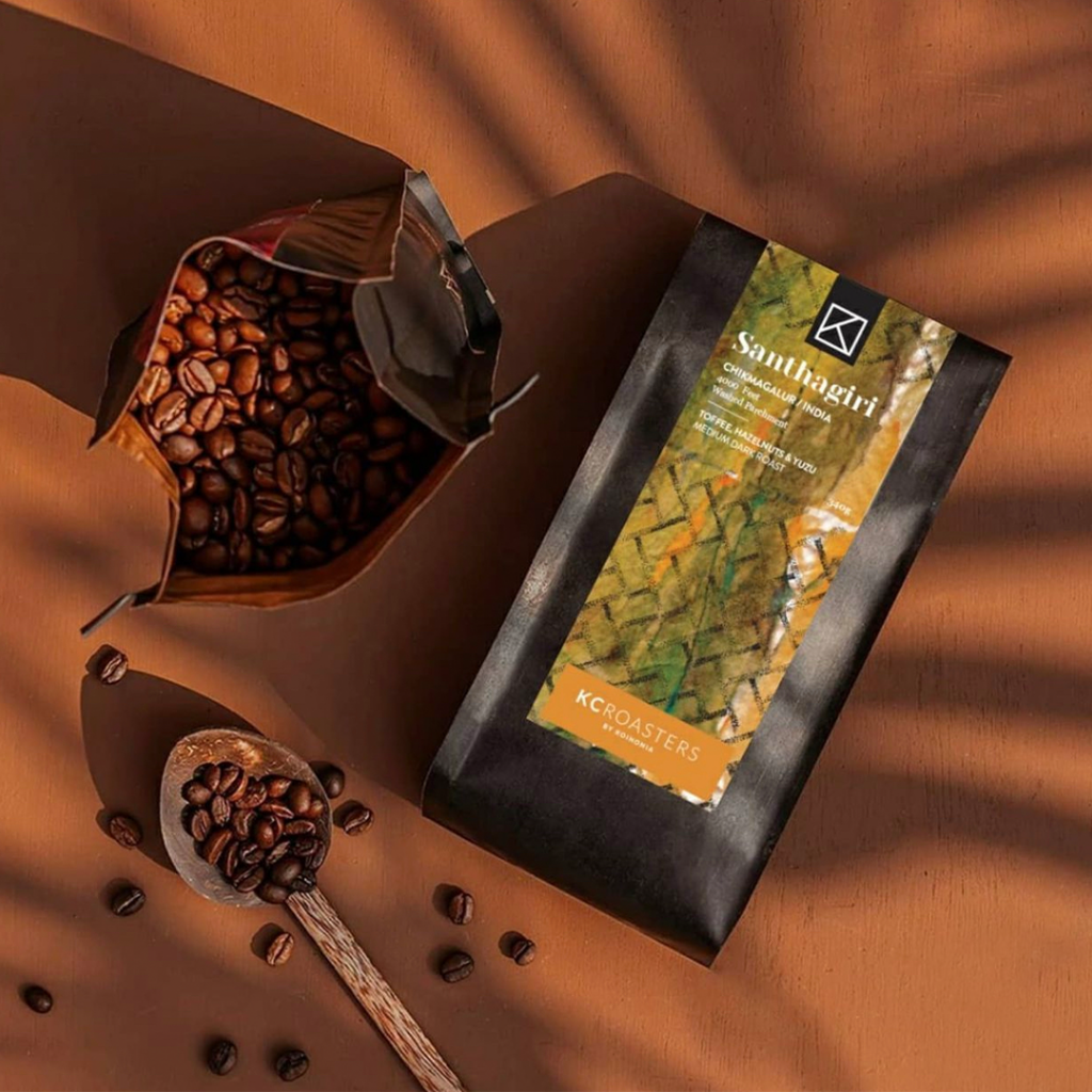 Indian Coffee Blends