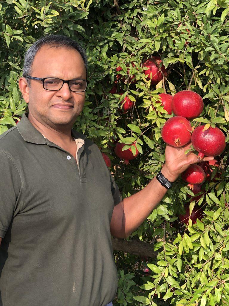 Sidarth Dominic - CEO, CGH Earth Wellness