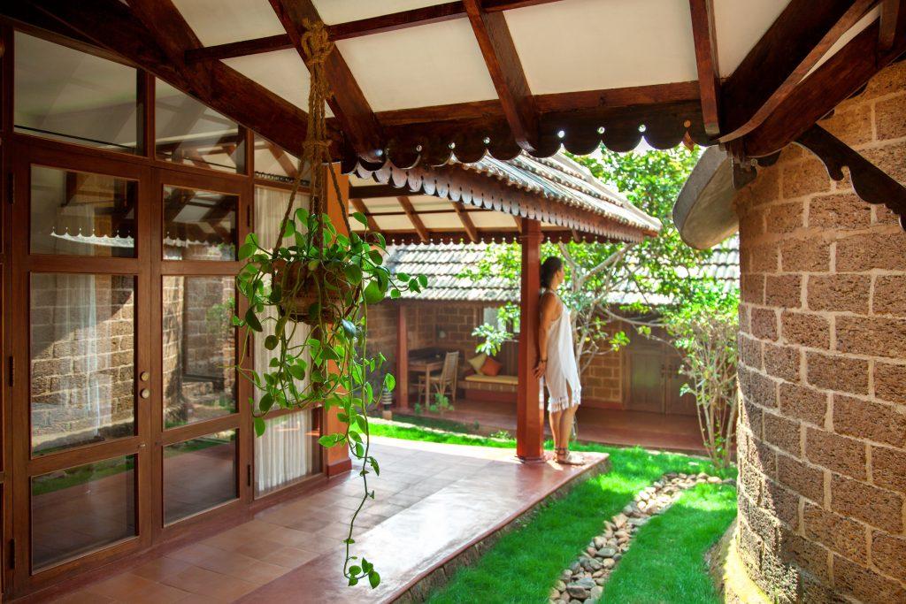SwaSwara Ayurveda and Yoga on Om Beach_gourmet cuisine (7)