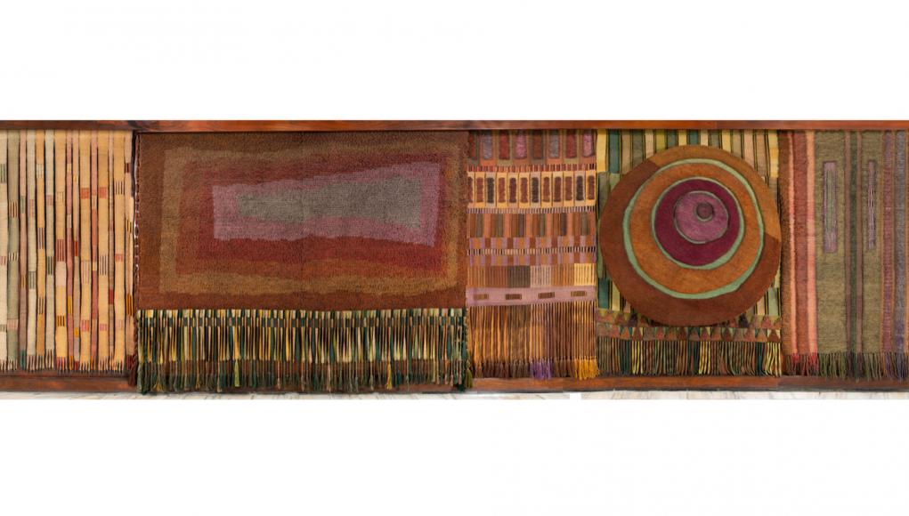 Nelly Sethna Tapestry