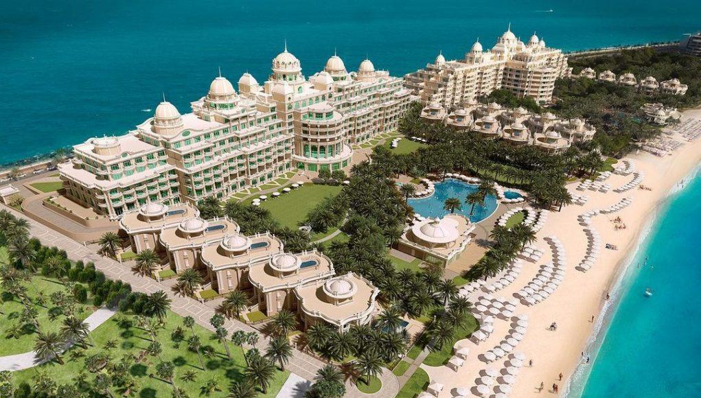 Raffles The Palm Dubai