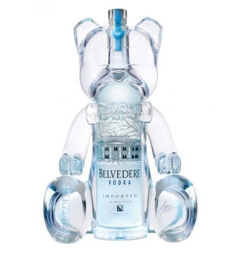 Belver Bears Belvedere Vodka