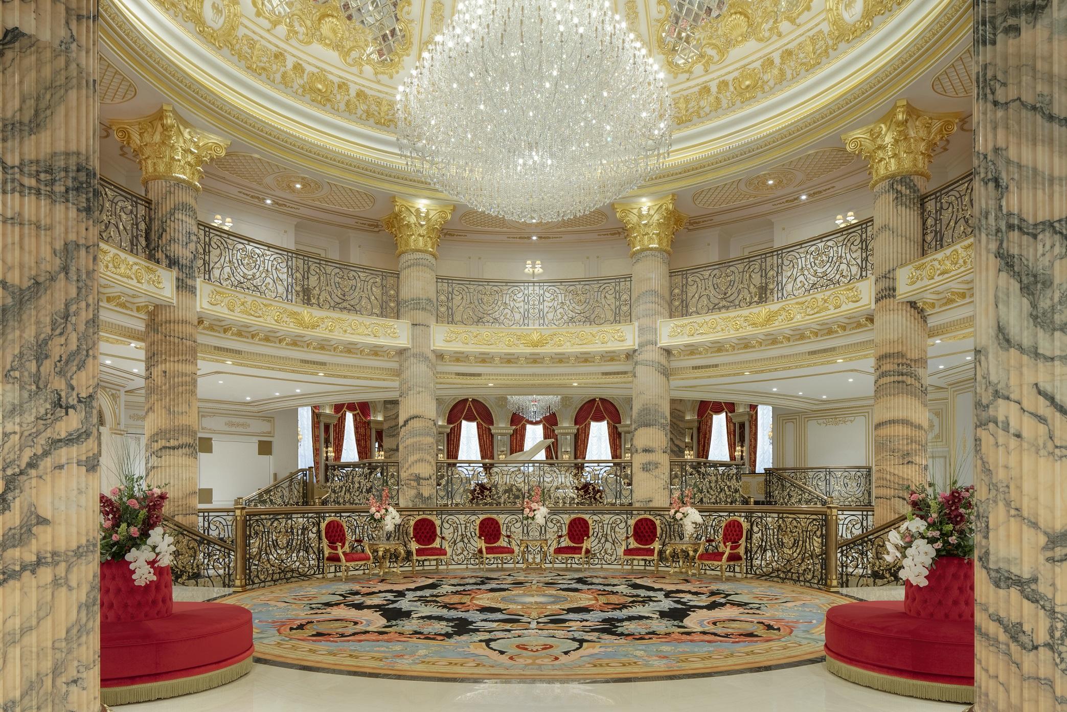 Raffles The Palm Dubai - Grand Foyer