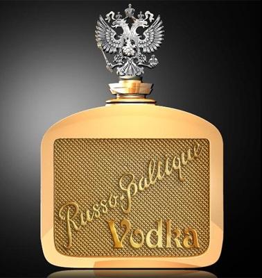 Old Russo Baltique Vodka