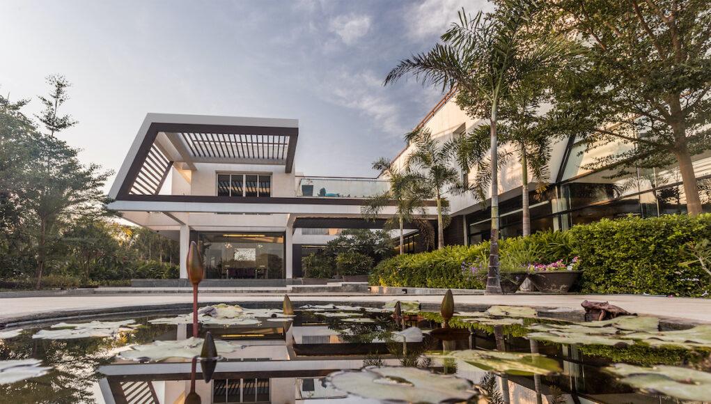 Abhudaya villa, KNS Architects