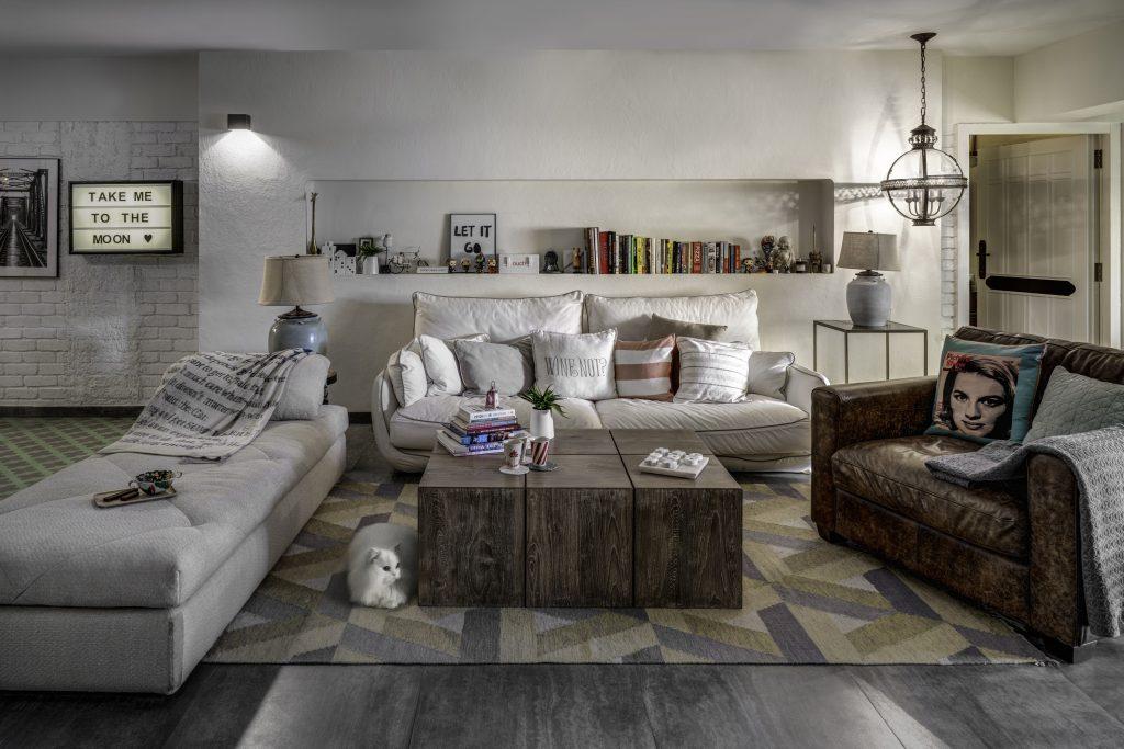 Alia Bhatt's living room